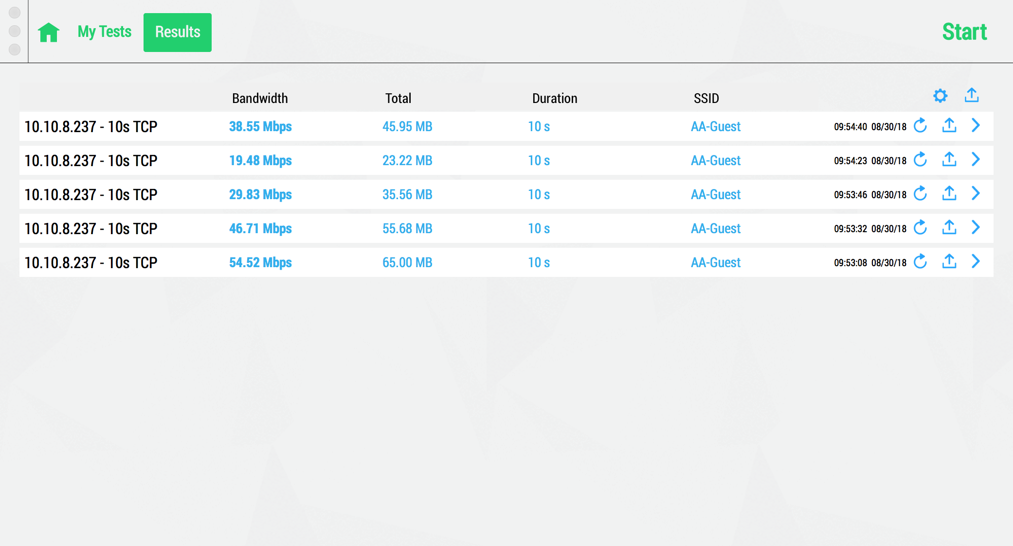 wifiperf-professional-wlan-bandwidth-speed-test-results